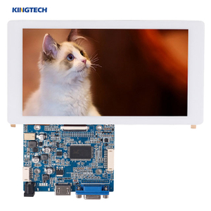 IPS 40pin 7inch 1280*800 LVDS TFT LCD panel with touch panel