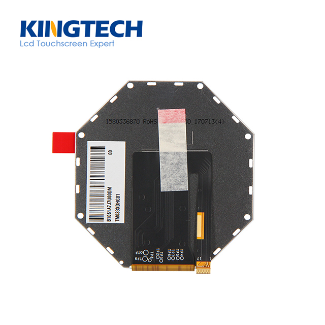 Mipi 3 34 Inch 320x320 High Brightness Circular Lcd Display - Buy